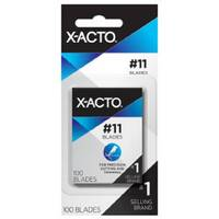 Broad Tip Knife Blades - 100pc #11 X-ACTO X691