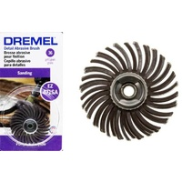 Dremel EZ471SA Detail Abrasive Brush, 36 Grit, Coarse
