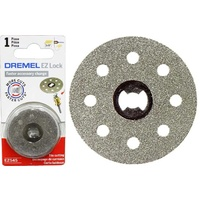 Dremel EZ545 EZ Lock 1-1/2 Inch Diamond Wheel #EZ545