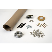 F502 Frame Backing Kit