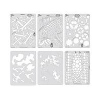 Kustom FX4 Set of 6 - Mini Series Templates