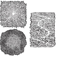 Texture FX2 Set of 3 - Mini Series Templates