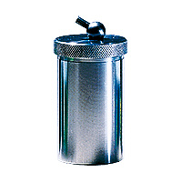 Aluminium cup assembly 2oz - H-2-OZ
