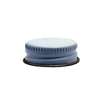 Plain cover Bottle cap 1/2oz with gasket