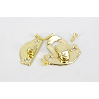 CATCH BRASS #504 GOLD 1 PC #