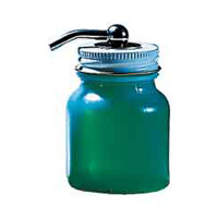 Plastic bottle assembly 3oz - HDP-3-OZ