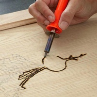 Wood Burning Tool Kit for Pyrography