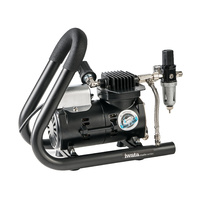 Iwata IS875HT Smart Jet Pro Compressor Handle Tank