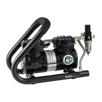 Iwata IS925HT Power Jet Lite Compressor Handle Tank