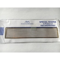 K&S Brass Mesh 1/8 SQ Course