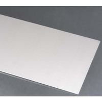 ALUMINIUM SHEET 102mm x 254mm x .81mm