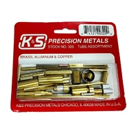K & S Tubing Assortment