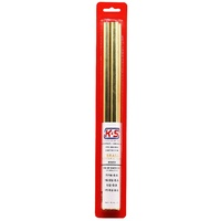 "Brass Telescopic Tubing Assortment 7/16""-17/32"" (11.11mm-18.77mm) (4pc)"