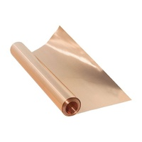 K&S Copper Foil Roll 300mm x 760mm x .076mm