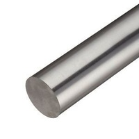 "Round Stainless Steel Rod 3/16in X 12"" 1pc"
