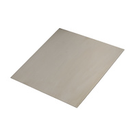 NICKEL SILVER SHEET 150mm x 150mm x .51mm