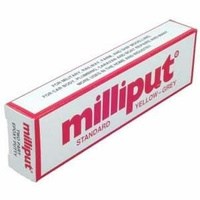 Milliput Standard Yellow Grey putty