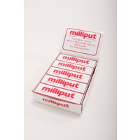 Milliput Standard Yellow Grey Putty - 10 Pack