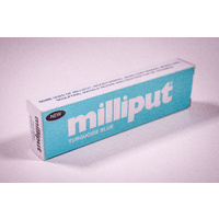 Milliput Turquoise Blue Putty