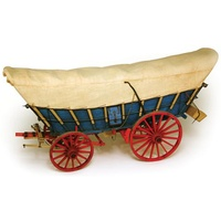 Conestoga Wagon 1:12 Scale Laser Cut Wooden Kit