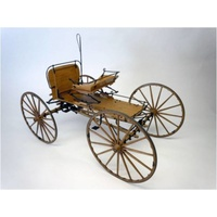 Western Mountain Buckboard Wagon