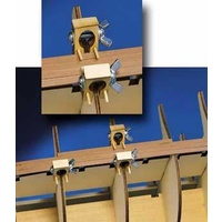 "HULL PLANKING CLAMP SET (LESS THAN 3/16"")"