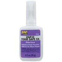 Medium CA foam safe CA .7oz 20g