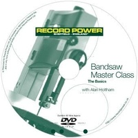Record Power Bandsaw Master Class Dvd