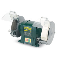 "150mm ( 6"") Bench Grinder with 40mm wide Whitestone  - Record Power"