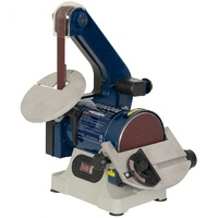"Benchtop Mini Disk / Belt Sander 25mm x 762mm (1"" x 30"")"
