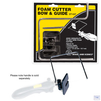 Bow and Guide for ST1435 Hot wire foam cutter