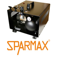 SPARMAX TC630 1/4 HP Air Compressor 5.5 Lt Tank