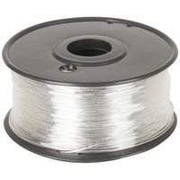 1.75mm Clear 3D Printer Filament 250g Roll