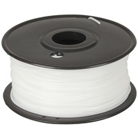 1.75mm White 3D Printer Filament 250g Roll