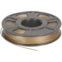1.75mm Brass Finish 3D Printer Filament 250g Roll