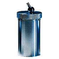 Aluminium cup assembly 2oz - VL-2-OZ