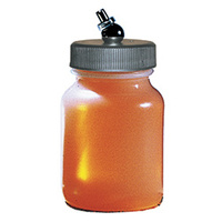 Plastic bottle assembly 3oz - VLPS-3-OZ