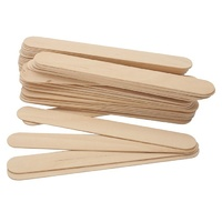 Craft Sticks Jumbo Natural 100 Pc/pkt 150 x 20mm