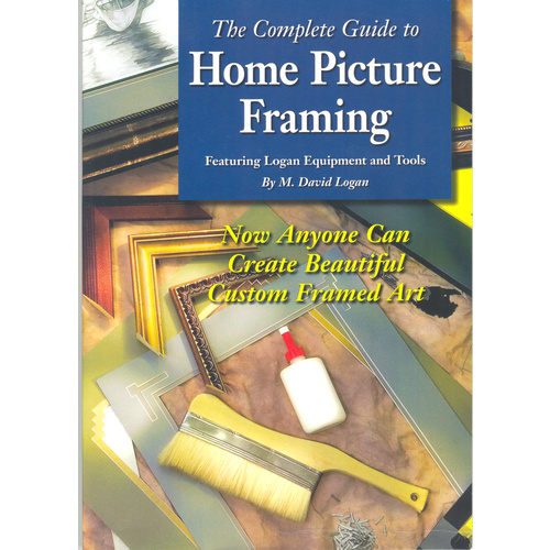 Home Picture Framing Book
