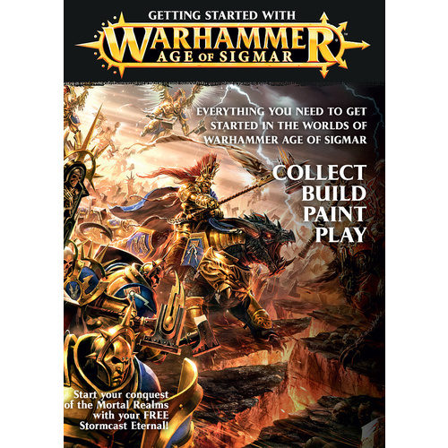 Getting Started with Age of Sigmar #80-16