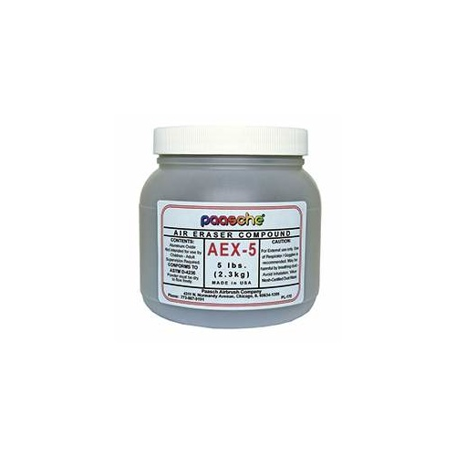 2.3 kg (5LB) 240 Grit Fast Cutting Compound - PAASCHE