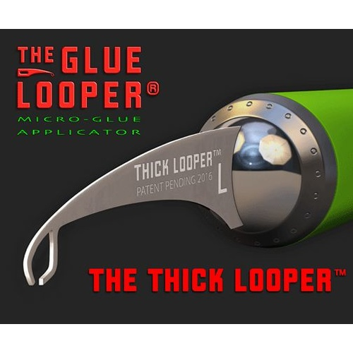 THE THICK GLUE LOOPER™ v3. - Micro Glue Applicator