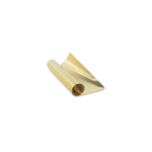 K&S Brass Foil Roll 300mm x 760mm x 0.13mm