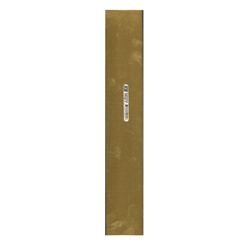BRASS STRIP .41mm X 6.35mm (.016 x 1/4) x 300mm -12""