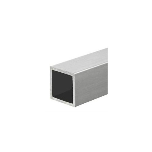 "ALUMINIUM SQUARE TUBE 3.97mm x .355mm (5/32"" x .014)"