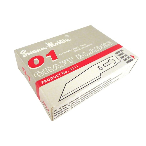 Swann Morton SM 01 Blades Box of 50